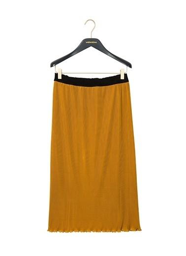 Vekem-Limited Edition Etek Sarı